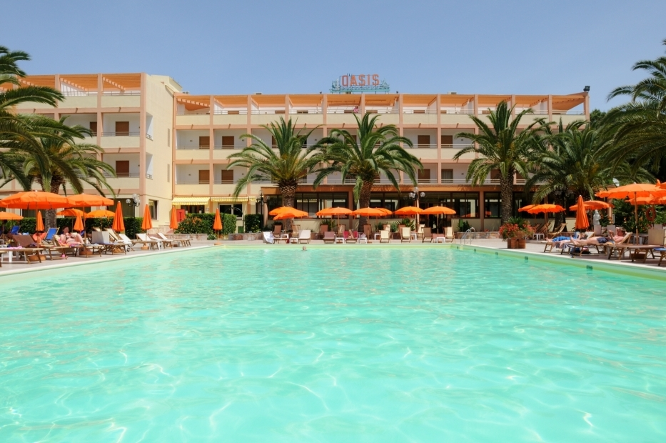 Holidays in Alghero at Residence Oasis